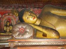 Cave Temple in Dambulla